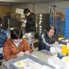 考古資料整理活用事業業務整理作業写真(2012年12月)